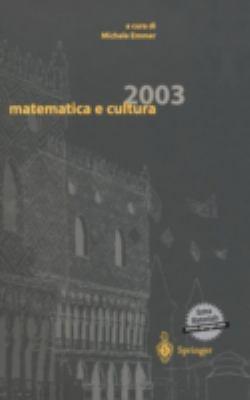 Matematica E Cultura 2003 9788847002104