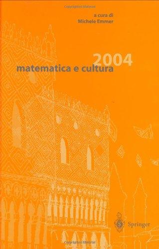 Matematica E Cultura 2004 9788847002913
