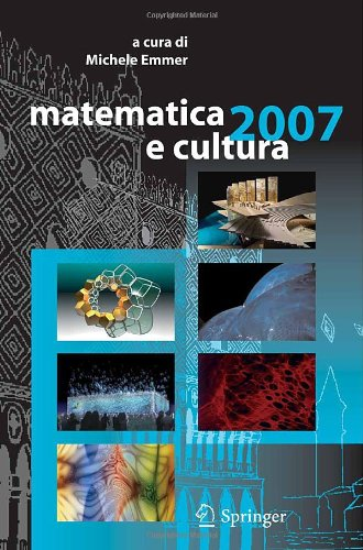 Matematica E Cultura 2007 9788847006300