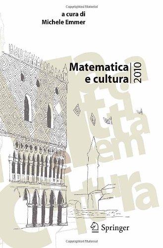 Matematica E Cultura 2010 9788847015937