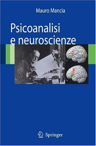 Psicoanalisi E Neuroscienze 9788847006584
