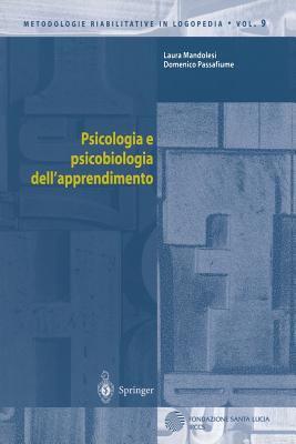 Psicologia E Psicobiologia Dell'apprendimento 9788847002395