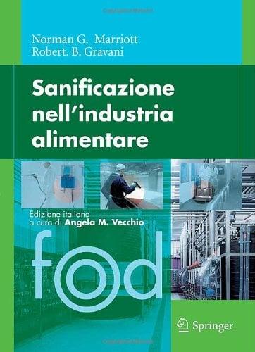 Sanificazione Nell'industria Alimentare 9788847007871