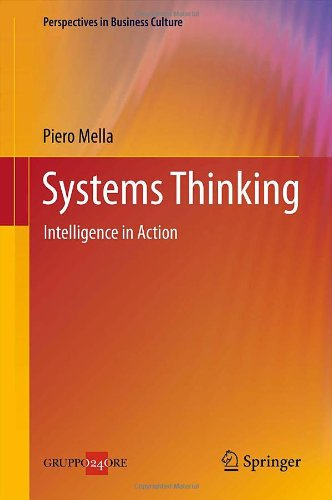 Systems Thinking: Intelligence in Action 9788847025646