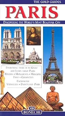 The Gold Guides Paris [With Map] 9788847606678