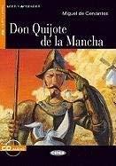 Don Quijote de la Mancha [With CD (Audio)] 9788853009265