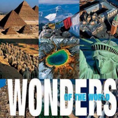 Wonders of the World 9788854405998