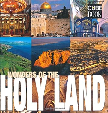 Wonders of the Holy Land 9788854406094