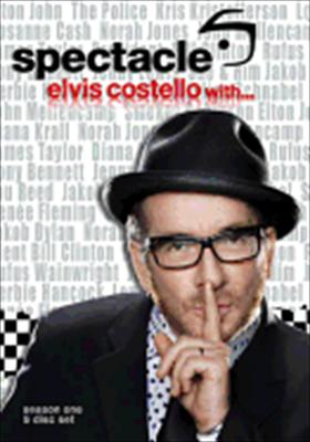 Elvis Costello Spectacle: Season One