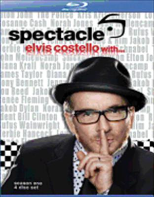 Elvis Costello Spectacle: Season One