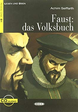 Faust: Das Volksbuch+cd 9788853009784