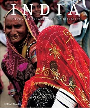India: Colors and Shadows of Spirituality 9788854402072