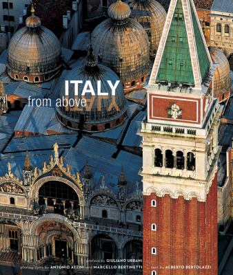 Italy from Above [With DVD] 9788854400832