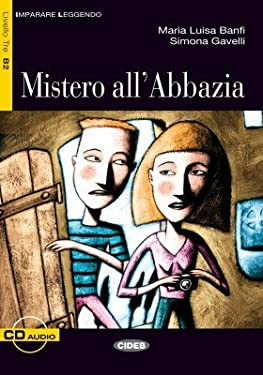 Mistero All'abbazia [With CD (Audio)] 9788853007308