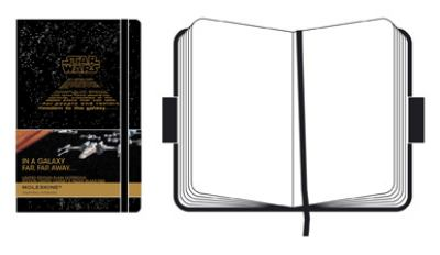 Star Wars Plain Notebook 9788866130246
