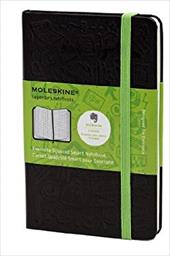 Moleskine Evernote Smart Notebook Squared Pocket (Moleskine Classic) 20591128