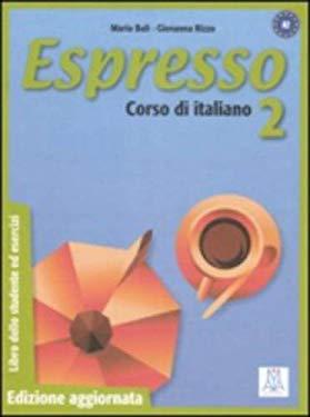 Espresso: Libro Dello Studente Ed Esercizi 2 - Edizione Aggiornata (Italian Edition) - Bali, G. Rizzo M.