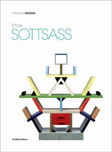 Ettore Sottsass: Minimum Design 9788866480273