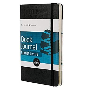 Moleskine Passions Book Journal/Carnet Livres