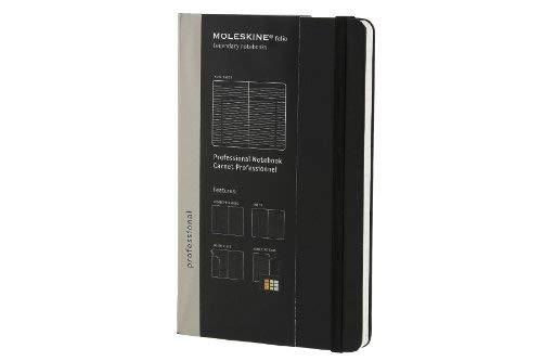 Moleskine Professional Notebook 9788866134626