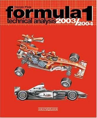 Formula 1 Technical Analysis 9788879113250