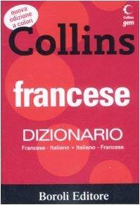 Francese. Dizionario francese-italiano, italiano-francese - G. Amiot-Cadey