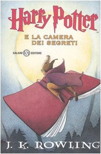 Harry Potter E la Camera Dei Segreti 9788877827036