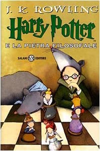 Harry Potter E la Pietra Filosfale 9788877827029