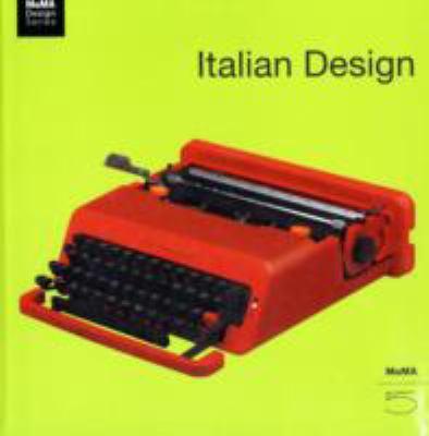 Italian Design 9788874394906