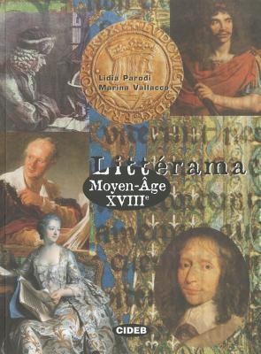 Litterama Moyen Age-XVIII 9788877544902