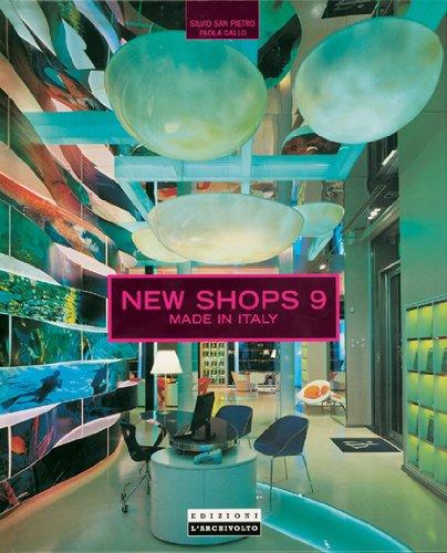 New Shops 9 9788876851735