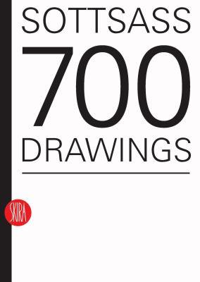 Sottsass: 700 Drawings 9788876240935