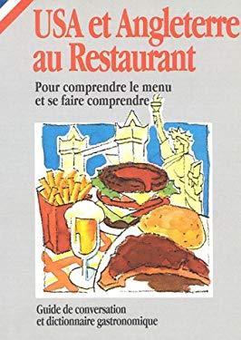 USA Et Angleterre Au Restaurant 9788873011064