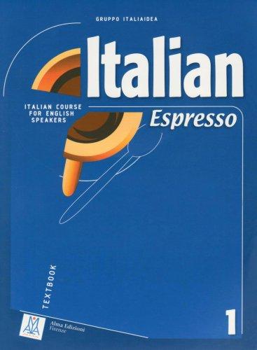Italian Espresso 1 [With CDROM] 9788889237298