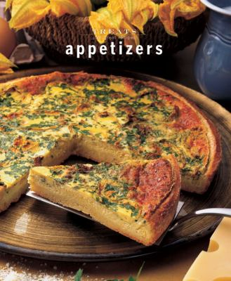 Appetizers: Just Great Recipes 9788889272909