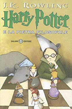 Harry Potter E la Pietra Filosafale = Harry Potter and the Philosopher's Stone 9788884516107
