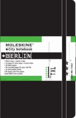 Moleskine City Berlin Notebook 9788883706165