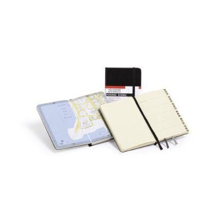 Moleskine City Notebook Hong Kong 9788883709234