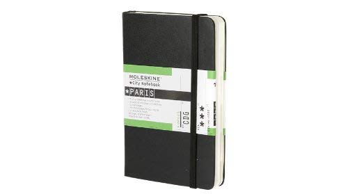 Moleskine City Notebook Paris 9788883706202