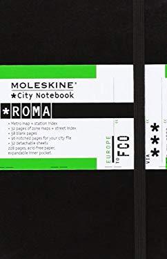 Moleskine City Notebook Roma 9788883706219