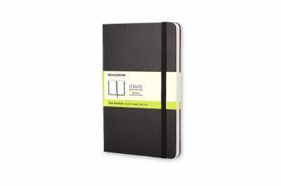 Moleskine Plain Notebook 9788883701030