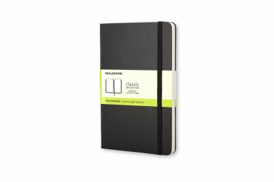 Moleskine Plain Notebook 9788883701146
