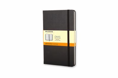Moleskine Ruled Notebook 9788883701009