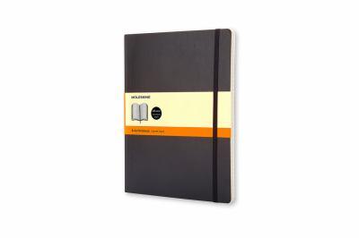 Moleskine Ruled Notebook Soft Cover Xlarge