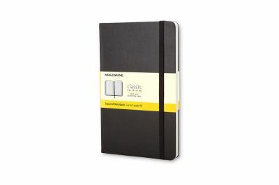 Moleskine Squared Notebook 9788883701139