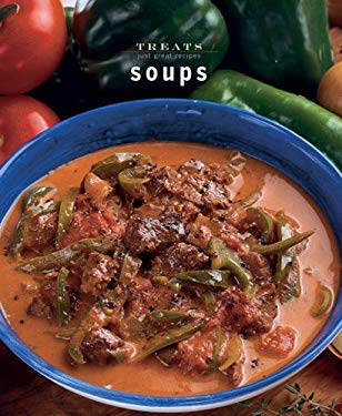 Soups: Just Great Recipes 9788889272848