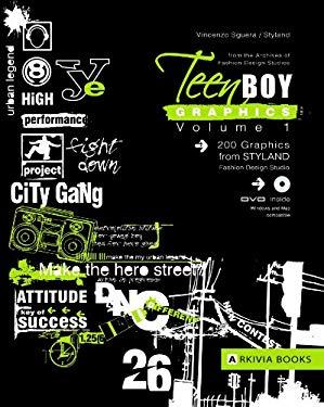 Teen Boy Graphics 9788888766225