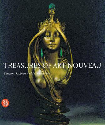 Treasures of Art Nouveau 9788881183241
