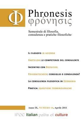 Phronesis No. 16 9788896732731