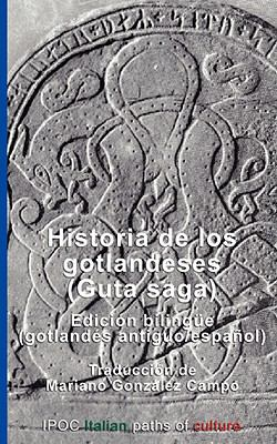 Historia de Los Gotlandeses (Guta Saga) 9788895145297